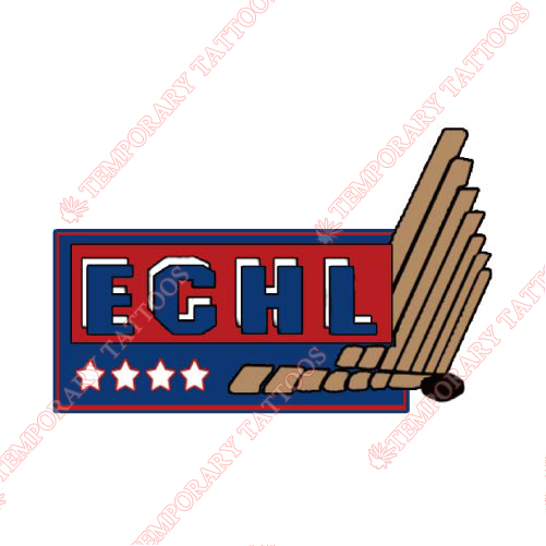 ECHL Customize Temporary Tattoos Stickers NO.9218