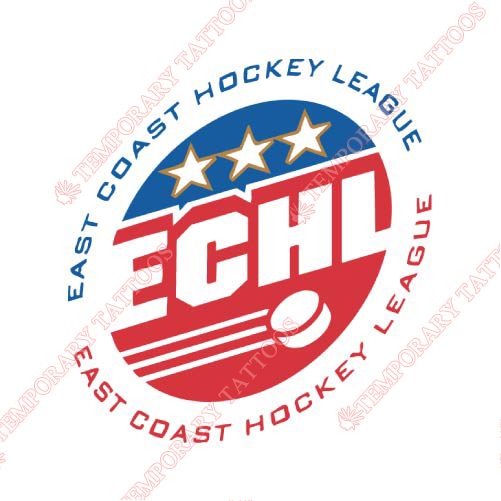 ECHL Customize Temporary Tattoos Stickers NO.9219