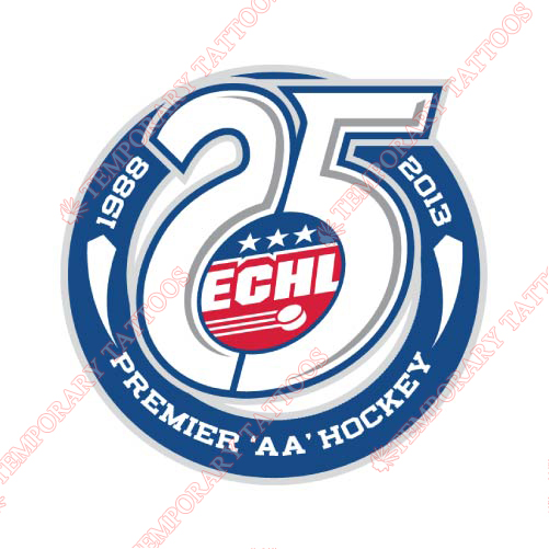 ECHL Customize Temporary Tattoos Stickers NO.9220
