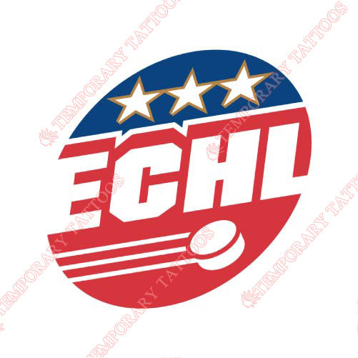 ECHL Customize Temporary Tattoos Stickers NO.9221