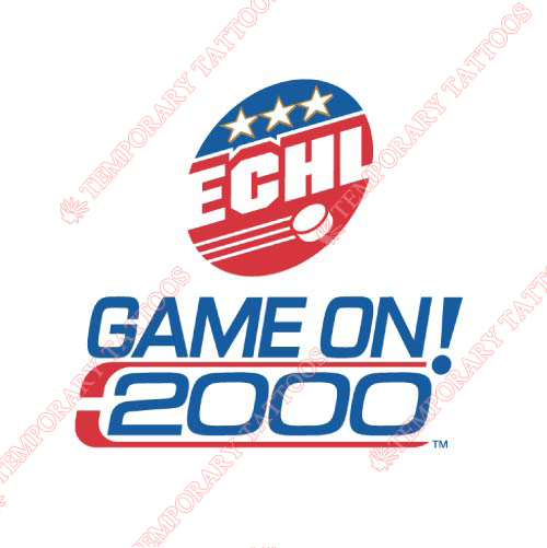 ECHL Customize Temporary Tattoos Stickers NO.9222