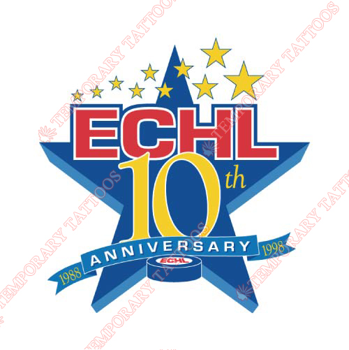 ECHL Customize Temporary Tattoos Stickers NO.9223