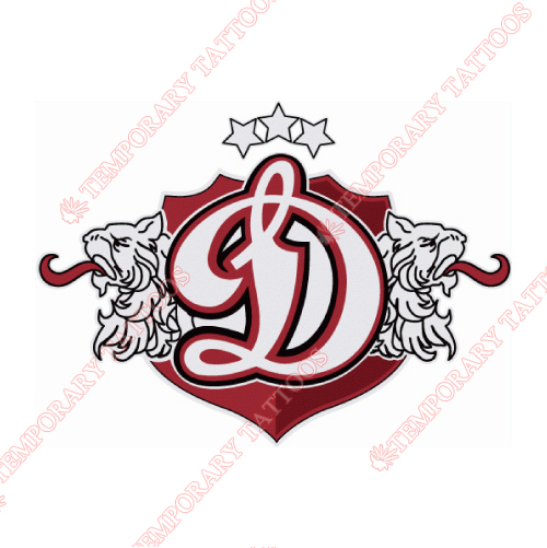 Dinamo Riga Customize Temporary Tattoos Stickers NO.7216