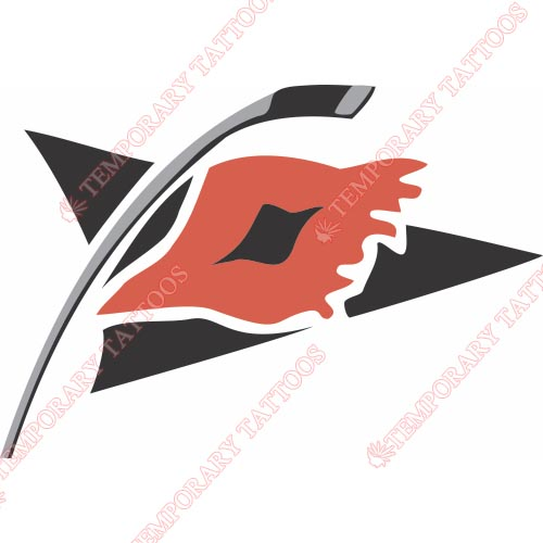 Carolina Hurricanes Customize Temporary Tattoos Stickers NO.109