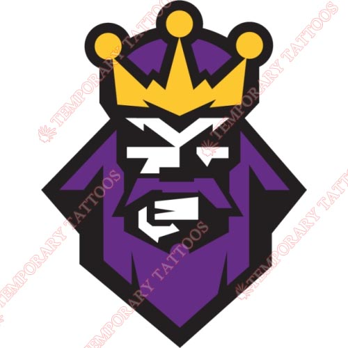 Los Angeles Kings Customize Temporary Tattoos Stickers NO.184
