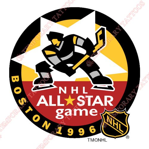 NHL All Star Game Customize Temporary Tattoos Stickers NO.29