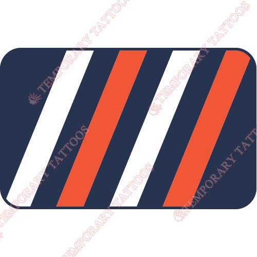New York Islanders Customize Temporary Tattoos Stickers NO.229