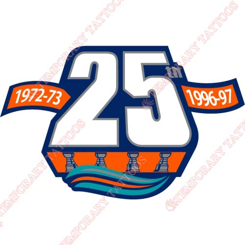 New York Islanders Customize Temporary Tattoos Stickers NO.236