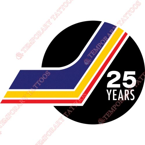 St.Louis Blues Customize Temporary Tattoos Stickers NO.327