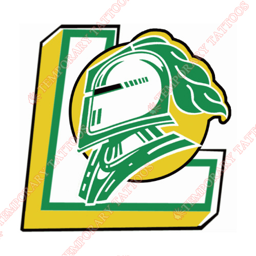London Knights Customize Temporary Tattoos Stickers NO.7339