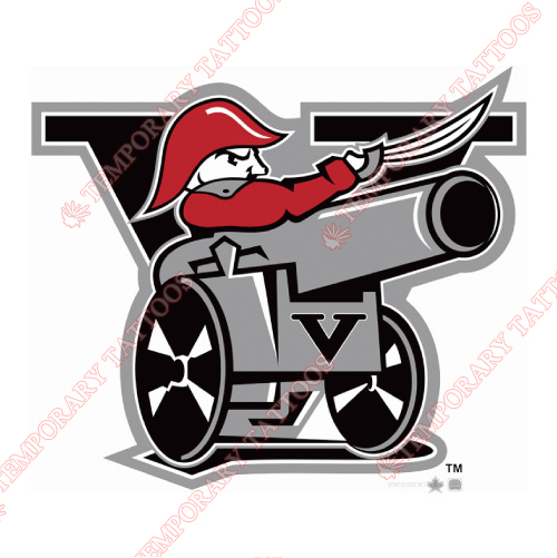 Drummondville Voltigeurs Customize Temporary Tattoos Stickers NO.7419