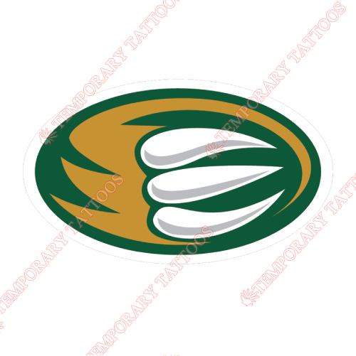 Everett Silvertips Customize Temporary Tattoos Stickers NO.7499