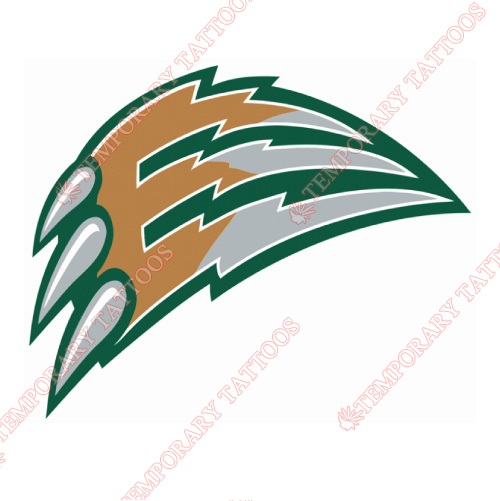 Everett Silvertips Customize Temporary Tattoos Stickers NO.7501