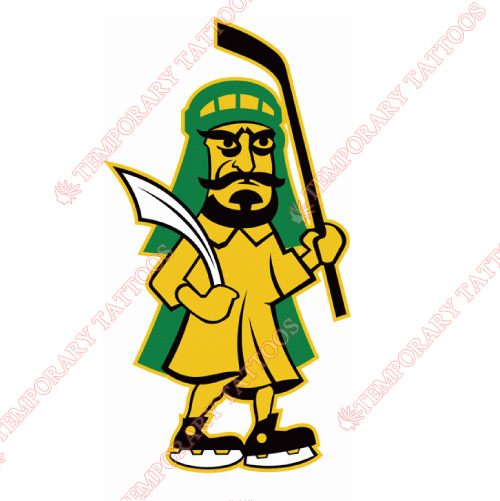 Prince Albert Raiders Customize Temporary Tattoos Stickers NO.7527