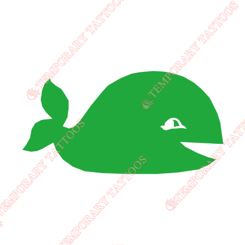New England Whalers Customize Temporary Tattoos Stickers NO.7132