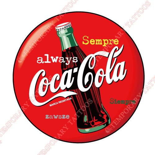 Coca Cola Temp Tattoos : Customize Temporary Tattoos,Kids