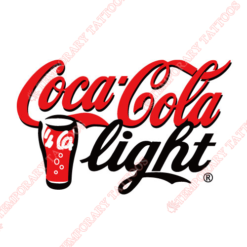 Coca Cola Customize Temporary Tattoos Stickers NO.5540