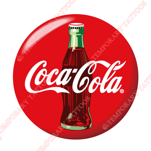 Coca Cola Customize Temporary Tattoos Stickers NO.5541