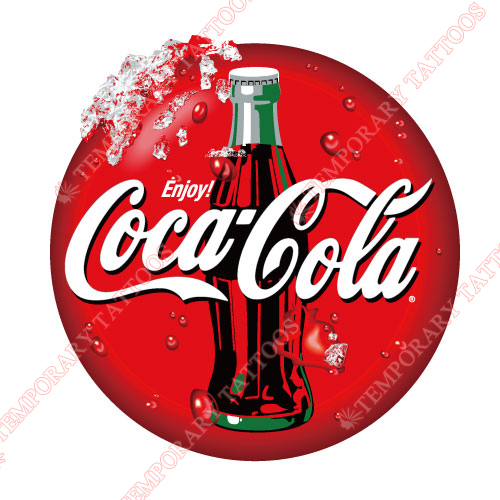 Coca Cola Customize Temporary Tattoos Stickers NO.5542