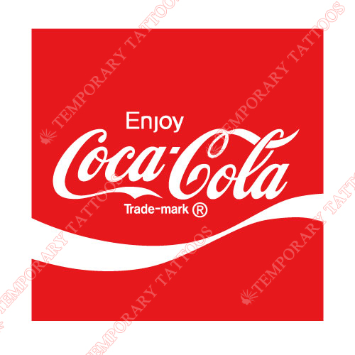 Coca Cola Customize Temporary Tattoos Stickers NO.5543
