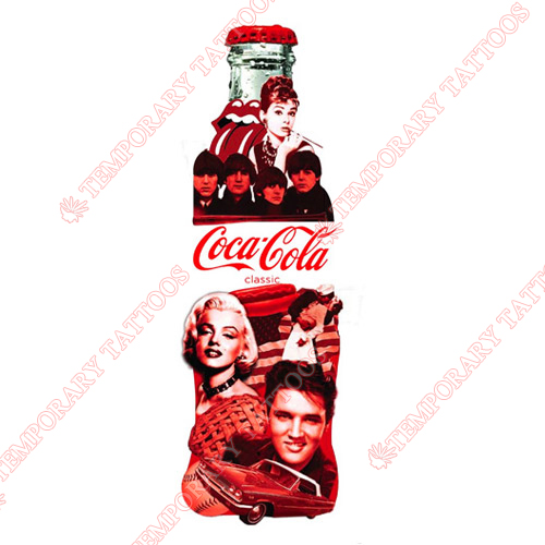 Coca Cola Customize Temporary Tattoos Stickers NO.5545