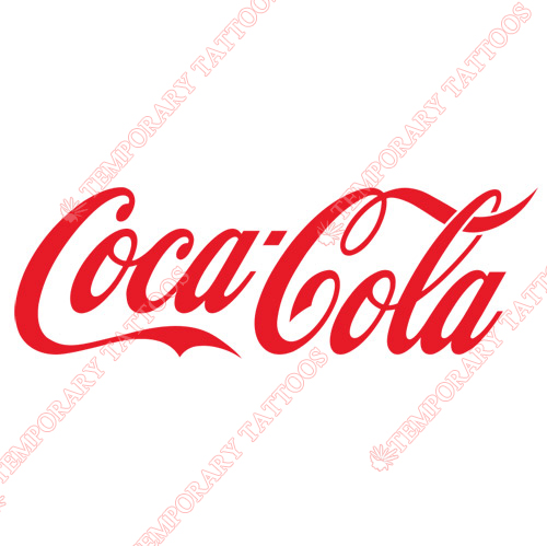 Coca Cola Customize Temporary Tattoos Stickers NO.5551