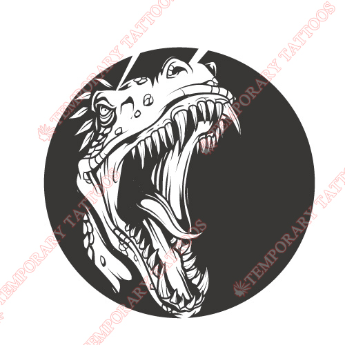 Dinosaur Customize Temporary Tattoos Stickers NO.8758