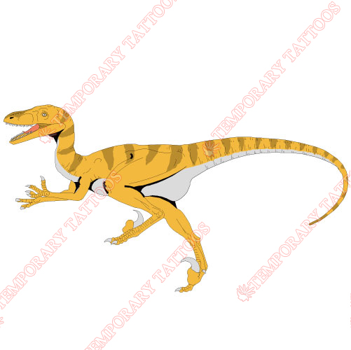 Dinosaur Customize Temporary Tattoos Stickers NO.8763