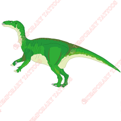 Dinosaur Customize Temporary Tattoos Stickers NO.8772