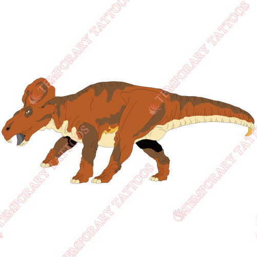 Dinosaur Customize Temporary Tattoos Stickers NO.8776