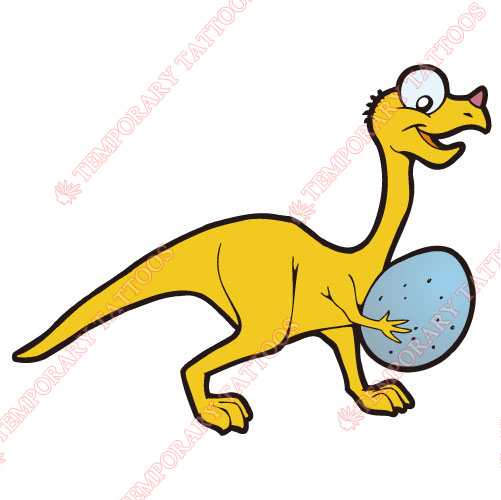 Dinosaur Customize Temporary Tattoos Stickers NO.8814