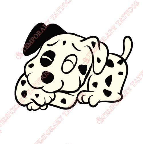 Dogs Customize Temporary Tattoos Stickers NO.8714