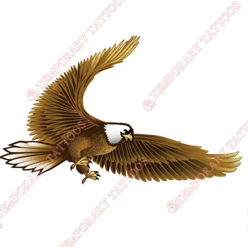 Eagles Customize Temporary Tattoos Stickers NO.2205