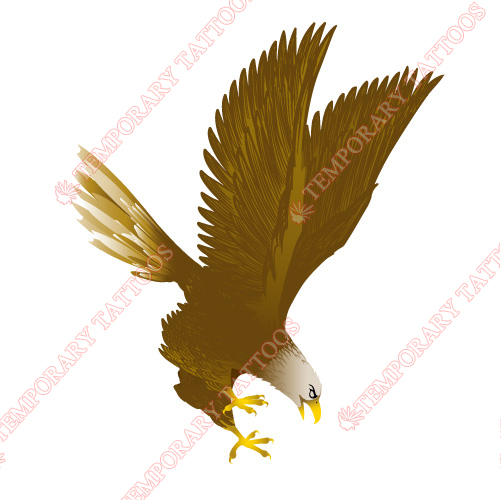 Eagles Customize Temporary Tattoos Stickers NO.2206