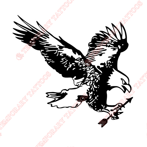 Eagles Customize Temporary Tattoos Stickers NO.2214