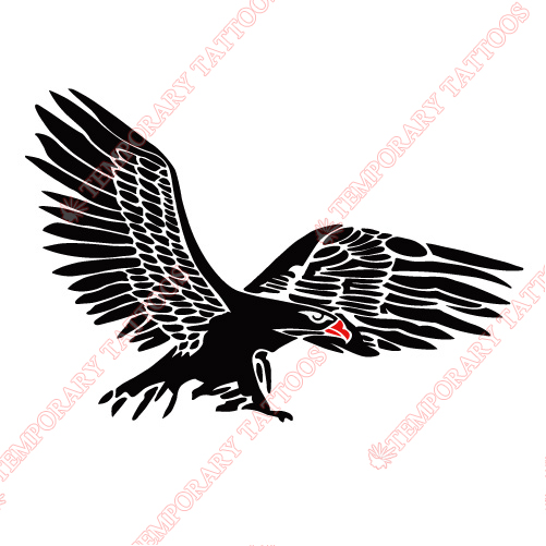 Eagles Customize Temporary Tattoos Stickers NO.2219