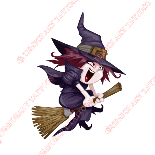 Halloween Customize Temporary Tattoos Stickers NO.3873