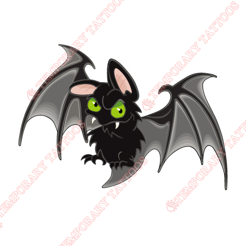 Halloween Customize Temporary Tattoos Stickers NO.3874