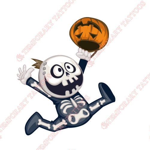 Halloween Customize Temporary Tattoos Stickers NO.3892