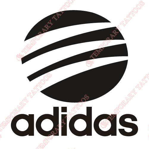 Adidas Customize Temporary Tattoos Stickers NO.2088