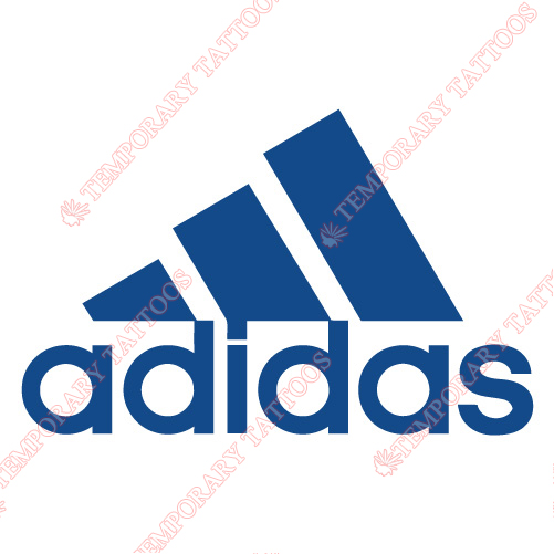 Adidas Customize Temporary Tattoos Stickers NO.2089