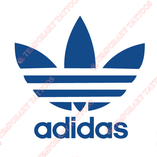 Adidas Customize Temporary Tattoos Stickers NO.2090