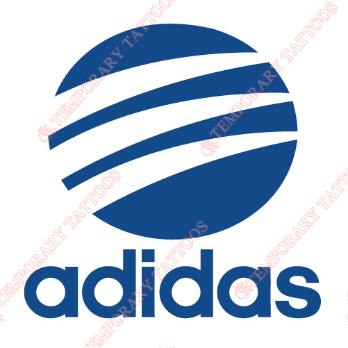 Adidas Customize Temporary Tattoos Stickers NO.2091