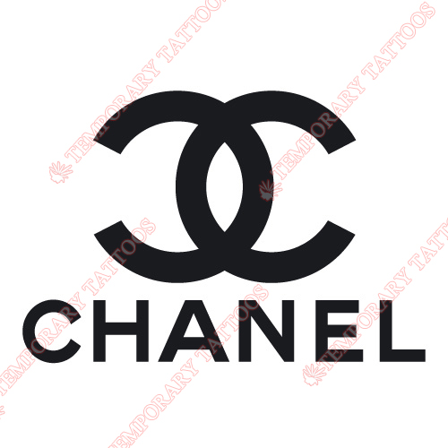 Chanel Customize Temporary Tattoos Stickers NO.2094