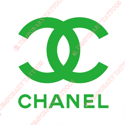 Chanel Customize Temporary Tattoos Stickers NO.2102
