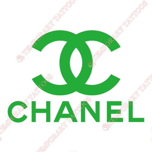 Chanel Customize Temporary Tattoos Stickers NO.2103