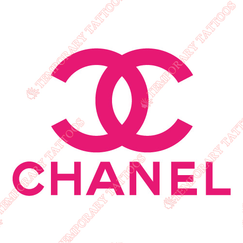 Chanel Customize Temporary Tattoos Stickers NO.2106