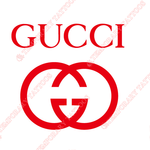 gucci customize temporary tattoos stickers. Black Bedroom Furniture Sets. Home Design Ideas