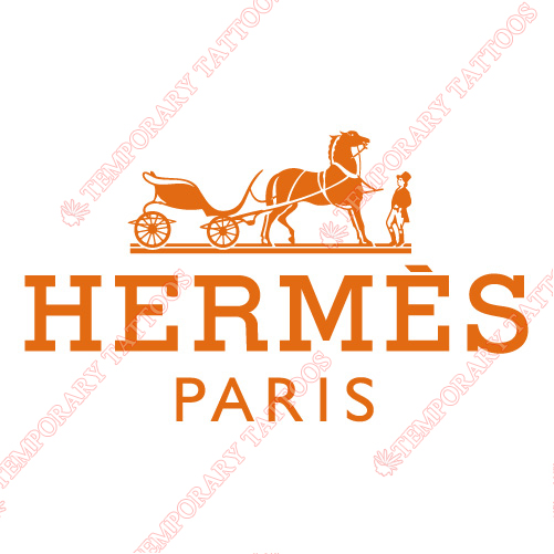 Hermes Customize Temporary Tattoos Stickers NO.2113