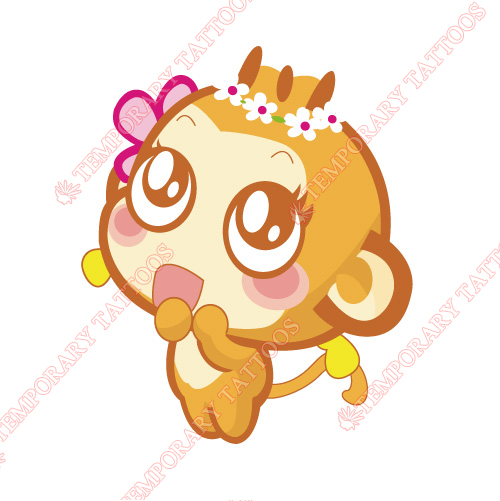 Monkey Customize Temporary Tattoos Stickers NO.8660